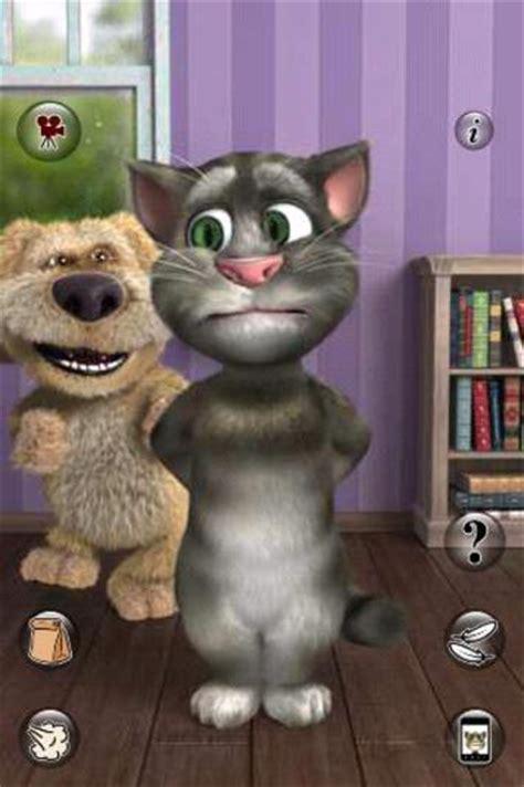 talking tom cat 2 android descargar