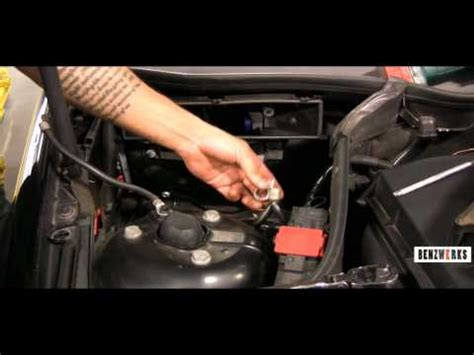 benzwerks c class radio removal benzwerks c class 203 battery removal how to save money