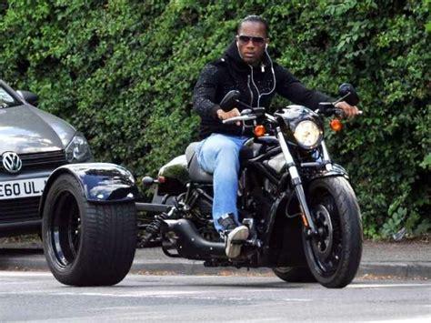 Motorradmarke B by Didier Drogba S Bike Started As A 120bhp 1130cc