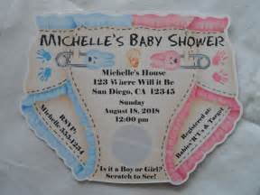 unique baby shower invitations printed baby shower auto