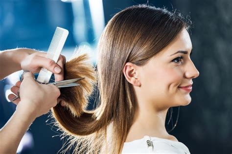 getting a haircut female styled how to deal when your hairdresser cuts off too much length