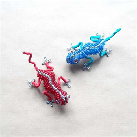 beaded 3d animals beaded animals handcrafted in southern africa from bugs