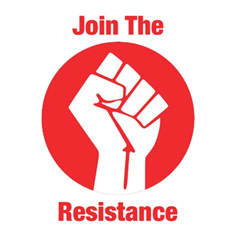 of the american resistance you are the one we been waiting for books 1 resistance 0 your resistance is futile