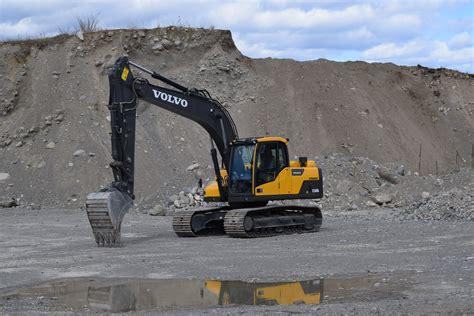 New Home Foundation volvo excavator tyner construction
