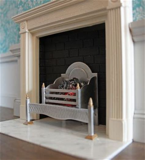 dolls house fireplaces anglia dolls houses ready to quot move in quot