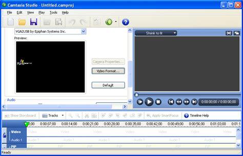 format video camtasia how to record vga or dvi signals using camtasia studio