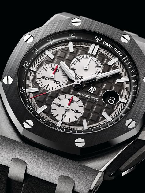 Audemars Piguet Royal Offshore 1 audemars piguet royal oak offshore novelty titanium