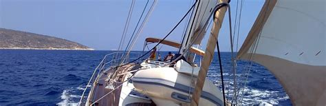 sailing in greece 2018 yacht sailing holidays for 2018 around greece the