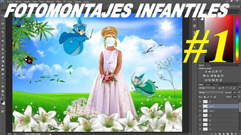 montajes y fotomontajes infantiles para ni os y bebes fotomontajes psd para ni 241 os y ni 241 as dise 241 os elegantes