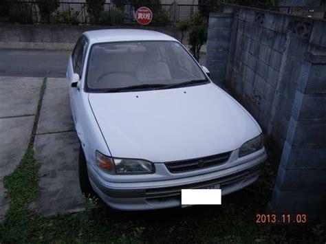 Toyota Corola Se Saloon Durable Premium Wp Car Cover Armyseries toyota corolla se ltd ae110 sale japan import cif mombasa jpn car name for sale japan is