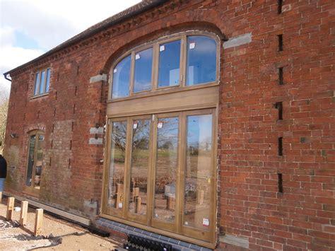 Glazed Barn Doors Barn Timber Windows Solihull Gascoyne Joinery