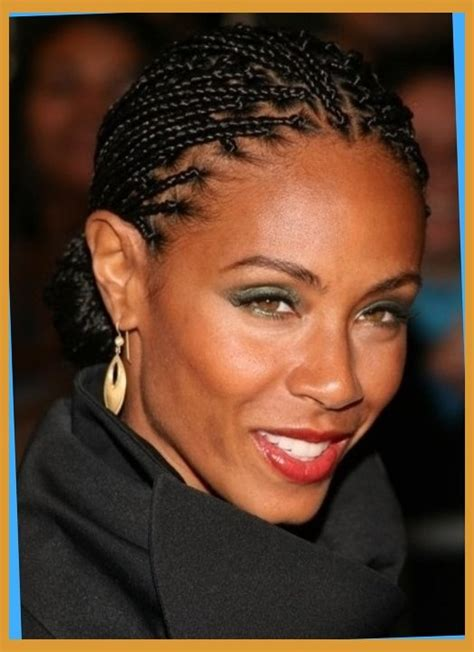 braid style for black woman in her 50 50 best natural hairstyles for black women herinterest
