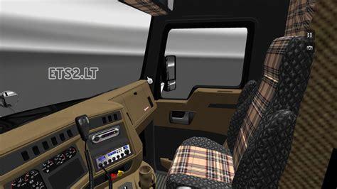 T660 Kenworth Interior by Kenworth T660 Interior Engines