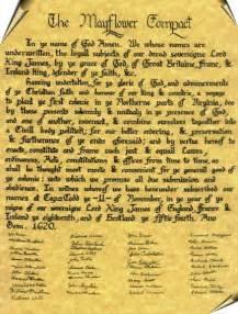 Mayflower Compact Essay mayflower compact