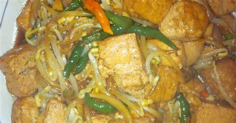 Kue Kacang Dewi resep tumis toge tahu kecap oleh dewi cookpad