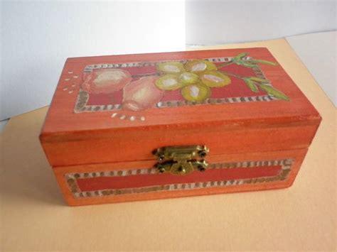 decorative boxes etsy best 20 decorative wooden boxes ideas on pinterest