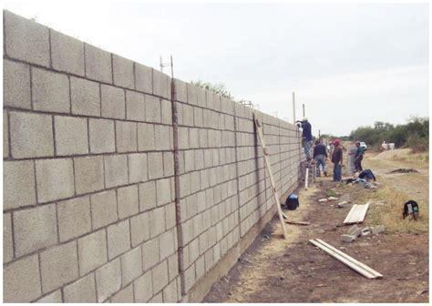 cotizacion para construccion de barda perimetral san bardas chollos abril clasf