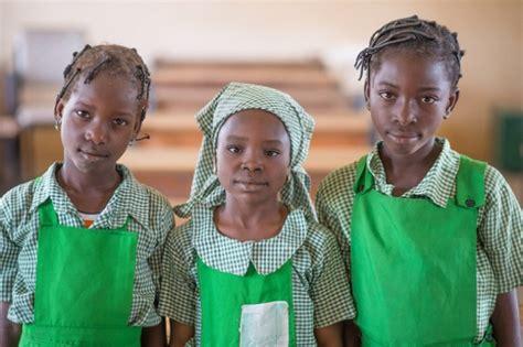 naija school girls we are not giving up on education despite boko haram s