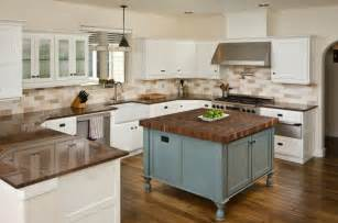 White Kitchen Cabinets With Brown Countertops 36 Inspiring Kitchens With White Cabinets And Granite Pictures