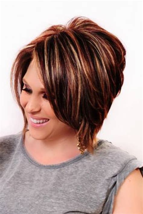 pictures of cuts and hair color with high and low lights for over 50 fall color pinteres