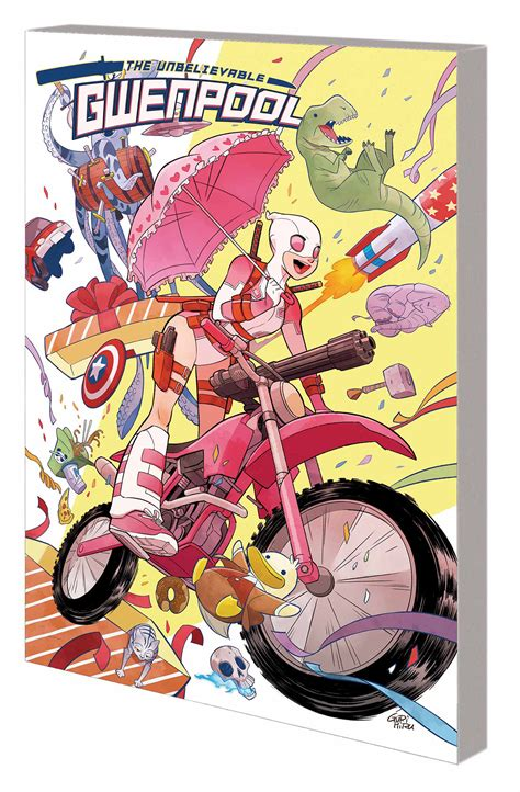 true stories of exceptional character volume 1 books aug161009 gwenpool tp vol 01 believe it