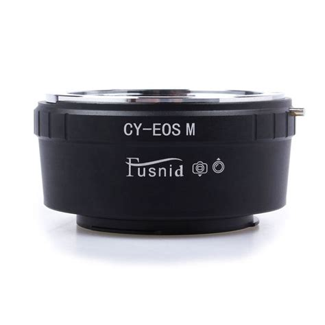Adapter Canon Eos To Eos M adapter cy eos m contax yashica lens canon eos m