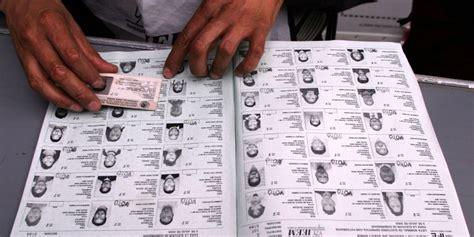 lista nominal de electores 2016 que es estoy en la ine trabaja en protocolos de seguridad para padr 243 n y lista