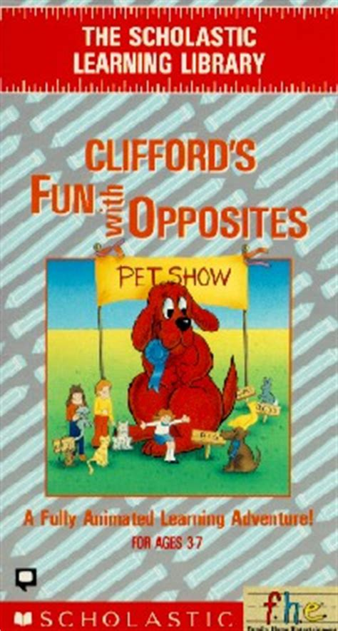 themes in the film red dog clifford the big red dog clifford s fun with opposites