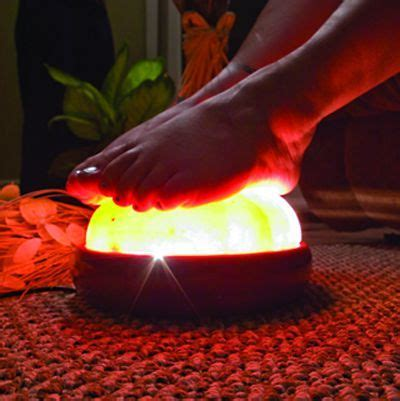 Himalayan Salt Foot Detox Blocks Reviews by 1000 Ideas About Himalayan Pink Salt On