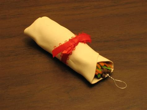 burrito ornament by kyokun703 on deviantart