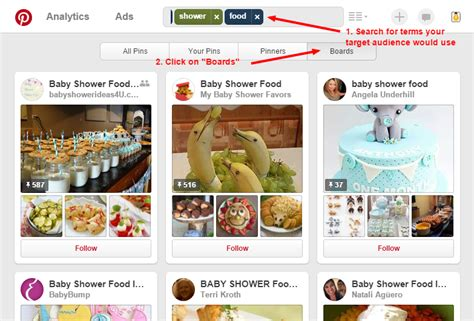 How To Search On Pintrest How I Got 1 7 Million Pin Views To My Account