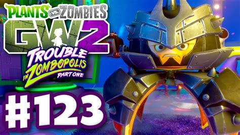 Plants vs. Zombies: Garden Warfare 2   Gameplay Part 123   Iron Citron! (PC)   YouTube
