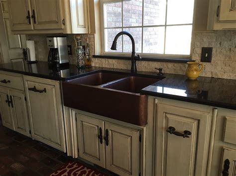 what to clean copper sink with granite sink kitchen inviting home design