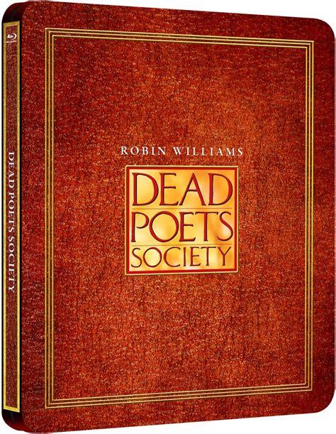 Novel Dead Poets Society dead poets society zavvi exclusive limited edition steelbook zavvi
