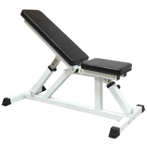 flat db bench hardcastle flat incline adjustable dumbbell weight bench