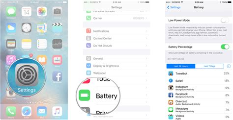 Background Check App For Iphone How To See What S Using Battery On Your Iphone Or