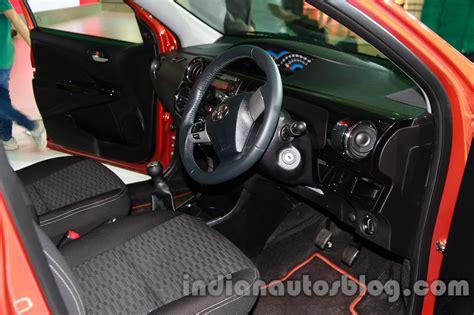 Ktm Auto Expo 2014 by Toyota Etios Cross Interior At Auto Expo 2014