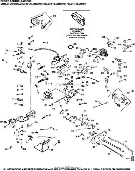 kohler command pro wiring diagram kohler free engine
