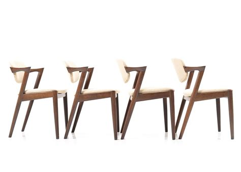 dining chairs set of 4 set of 4 kristiansen dining chairs model 42 61929