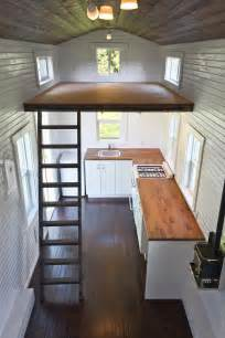 Small House With Loft by The Loft Tiny House Swoon