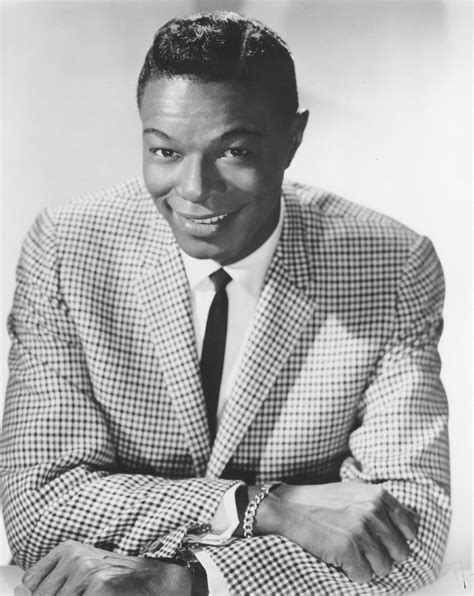 Mat King Cole by Happy Birthday Nat King Cole Small I March 17th 1919 I