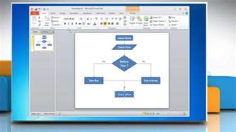 Templates Powerpoint 2010 by 28 Powerpoint 2010 Flowchart How To Flowchart In