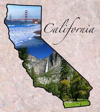 california map facts california