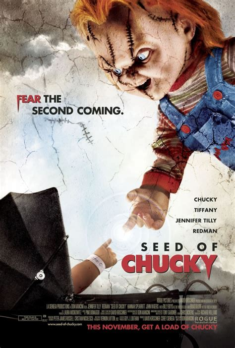 chucky movie release seed of chucky dvd release date june 7 2005