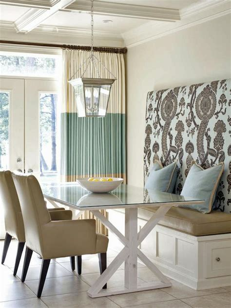 Dining Room With Nook Shop This Look Contemporary Dining Nook Designstyle