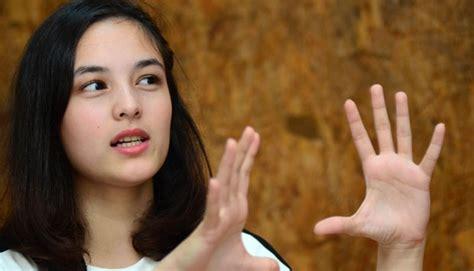 film layar lebar indonesia chelsea islan chelsea islan terobsesi jadi sutradara film layar lebar
