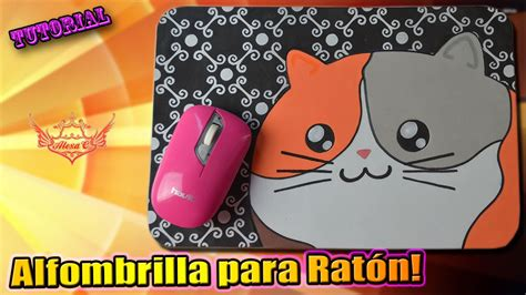 imagenes de gomas kawaii tutorial alfombrilla para rat 243 n con gatito kawaii de goma