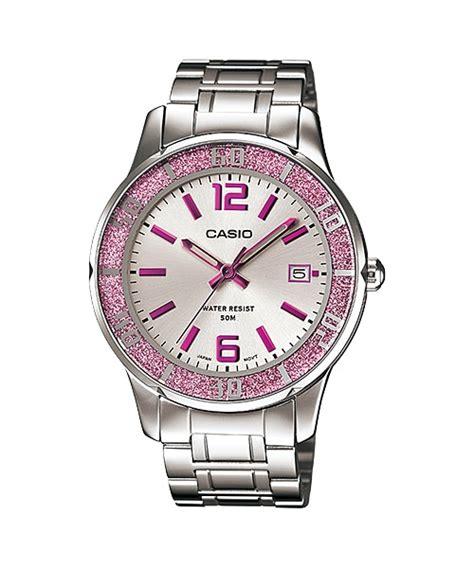 Casio Ltp E301l 4av Original ltp 1359d 4av enticer enticer series timepieces casio