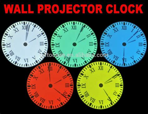 Clock That Projects Time On Ceiling by Wholesale Analog Led Projection Clock Ceiling Projection