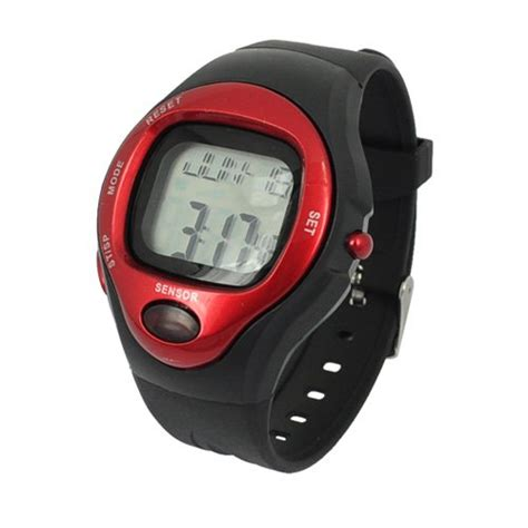 pulse rate counter calories monitor sport